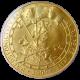 Zlatá investiční medaile 1 Kg Předsednictví ČR v Radě EU 2009 Standard