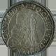 Stříbrná mince Tříkrejcar Jan Kristián I. Eggenberská ražba 1677