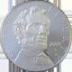 Stříbrná mince Abraham Lincoln 2009