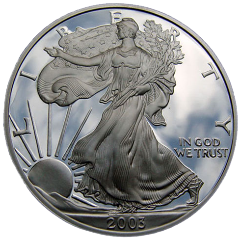 American Eagle Silver Proof 2007