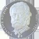 Bedřich Smetana stříbrná medaile 2004 Proof