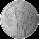 Stříbrná investiční medaile 1 Kg Statutární města ČR - Chomutov 2012 Standard