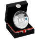 Stříbrná mince Countdown to London 2012 Proof