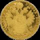 Zlatá investičná minca 4-Dukát Františka Jozefa I. 1915 (novorazba)