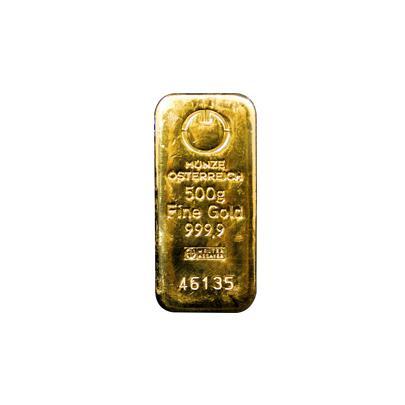 08f2e7026 500g Münze Österreich Investičná zlatá tehlička [000475] | 520.182,31 €