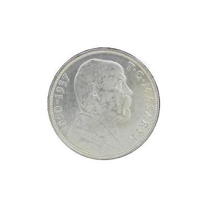 Stříbrná mince 20 Kč Úmrtí