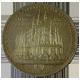 Stříbrná mince Dvouzlatník kutnohorský Chrám sv. Barbory 1887