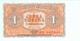 1 Kčs emise 1953 (ruský tisk)