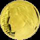Franz Liszt Zlatá půluncová medaile 2011 Proof