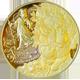 Zlatá uncová medaile Vertumnus / Giuseppe Arcimboldo 2009 Proof