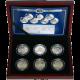 Historie Stříbra Exkluzivní kolekce stříbrných mincí 2011 Proof