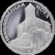 Stříbrná medaile Hrad Kunětická hora 2012 Proof
