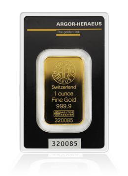 Investiční zlatý slitek 1 Oz