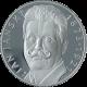 Jan Janský stříbrná medaile 2011 Proof