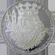 Jiří z Poděbrad stříbrná medaile k zavedení EURO měny 1999 42 g Proof