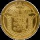 Zlatá medaile 4-dukát Jsem ražen z českého kovu 1928