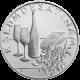 Stříbrná medaile K životnímu jubileu 70 let Proof