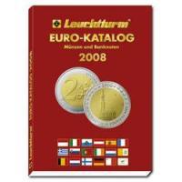 EURO-KATALOG mincí a bankovek 2008