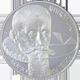 Stříbrná mince 200 Kč Formulovány Keplerovy zákony 400. výročí 2009 Standard