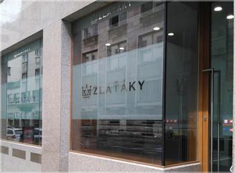 Naša predajňa Bratislava