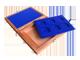 Dřevěná krabička 6 x Ag ČR 36 mm
