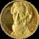 Abraham Lincoln zlatá medaile 2011 1/2 Oz PROOF