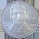 Stříbrná mince Louis Braille 2009 UNC