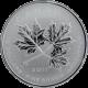 Stříbrná mince Maple Leaf Forever 2011 Standard