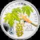 Stříbrná mince Dešťová kapka Maple Leaf 2011 Proof