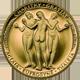 Zlatá medaile Tři Grácie 2007 Proof