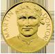 Zlatá čtvrtuncová medaile Martin Doktor 2006 Proof