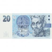 20 Kč emisia 1994