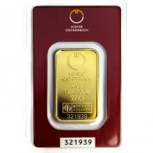 20g Münze Österreich Investičná zlatá tehlička