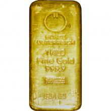 1000g Münze Österreich Investiční zlatý slitek