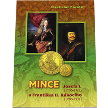 Minca Jozefa I. 1705 - 1711 a Františka II. Rákociho 1703 - 1711