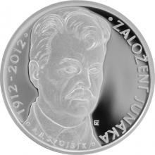 Stříbrná mince 200 Kč Založení Junáka 100. výročí 2012 Proof