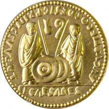 Replika Zlatý aureus Octavianus Augustus 2000 Standard