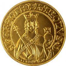 Replika dukátu Dukát Karla IV. 1998 Standard