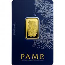10g PAMP Fortuna Investiční zlatý slitek