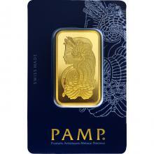 31,1g PAMP Fortuna Investičná zlatá tehlička