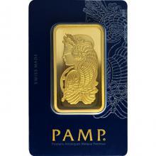 100g PAMP Fortuna Investiční zlatý slitek
