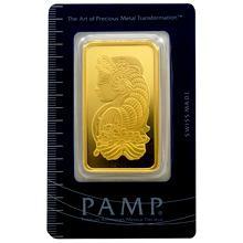 100g PAMP Investiční zlatý slitek