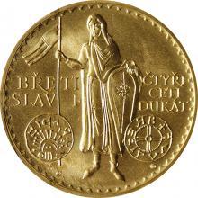 Zlatý 40 dukát Břetislav I. 2011 Standard