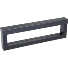 Luxusná transparentná etue - darčekové krabičky 265 x 60 mm