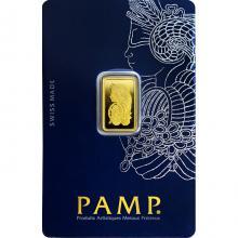 2,5g PAMP Fortuna Investičná zlatá tehlička