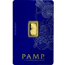 2,5g PAMP Fortuna Investiční zlatý slitek