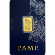 5g PAMP Fortuna Investiční zlatý slitek