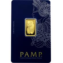5g PAMP Investiční zlatý slitek