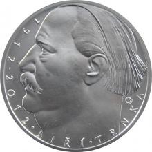 Strieborná minca 500 Kč Jiří Trnka 100. výročie narodenia 2012 Štandard