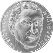 Stříbrná mince 200 Kč Josef Bican 100. výročí narození 2013 Standard